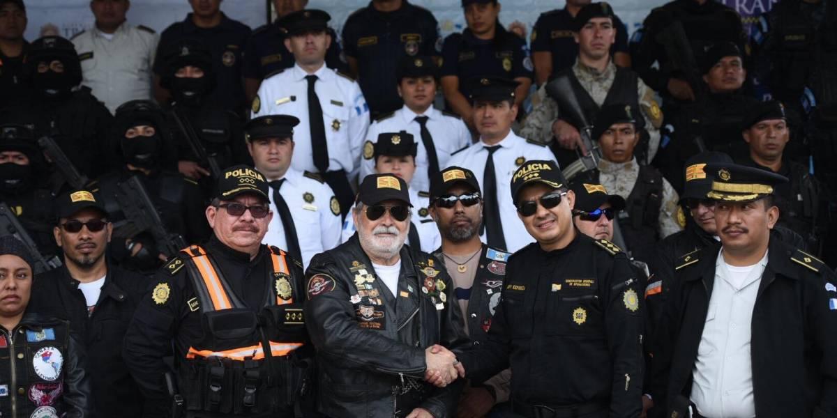 Presentan plan de seguridad para la Caravana del Zorro