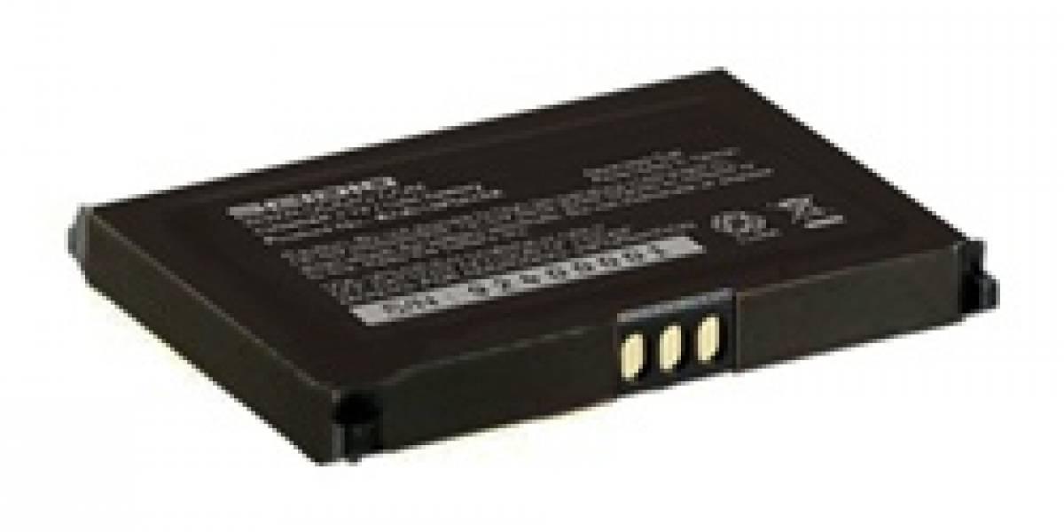Batería de Seido le agrega autonomía al Palm pre