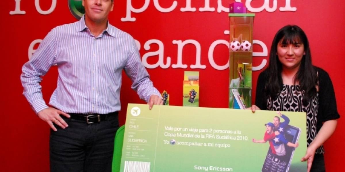 Chile: La primera ganadora que asistirá al mundial gracias a Sony Ericsson
