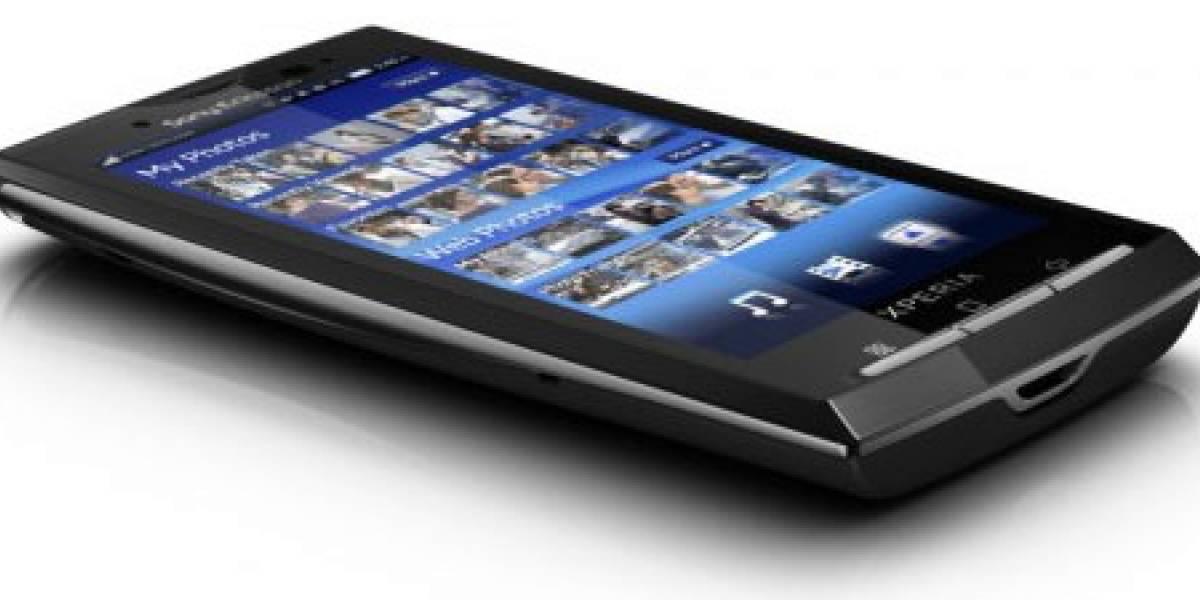 Vídeo: Jugando Speed Forge 3D en el Sony Ericsson Xperia X10