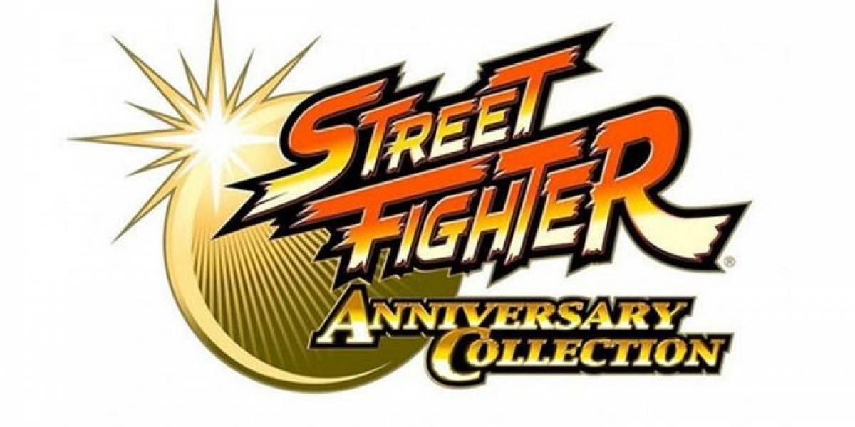 Se filtra Street Fighter Anniversary Collection para PS4 y Xbox One