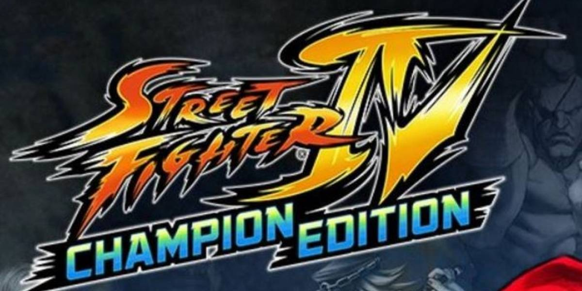 Street Fighter IV: Champion Edition ya está disponible en iOS