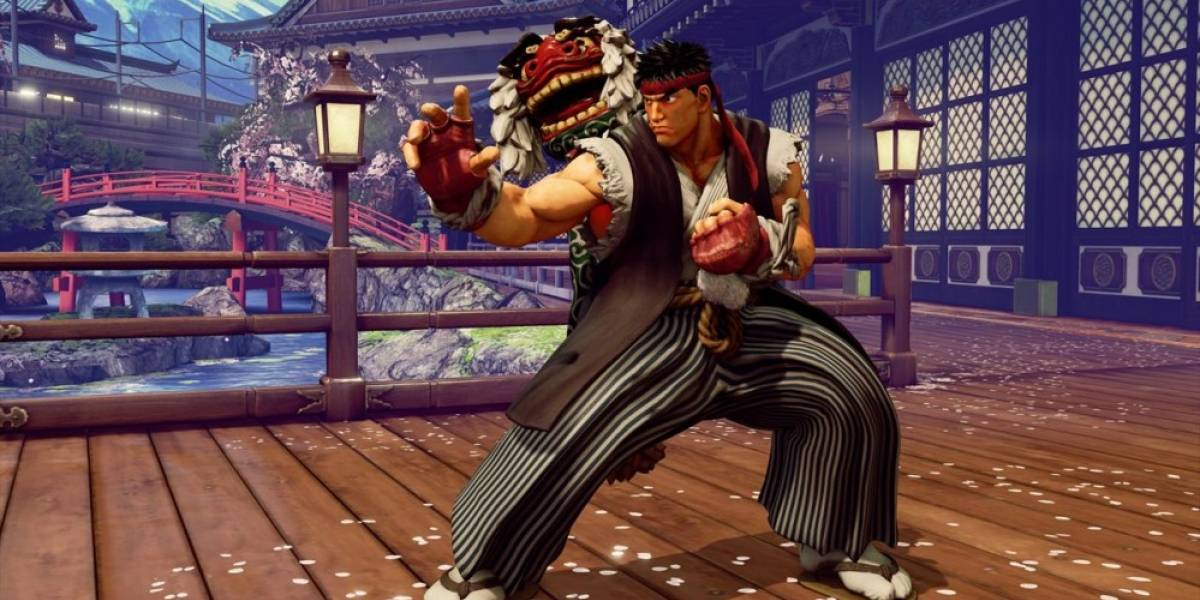 Ya está disponible el DLC para Street Fighter V que apoya al Capcom Pro Tour