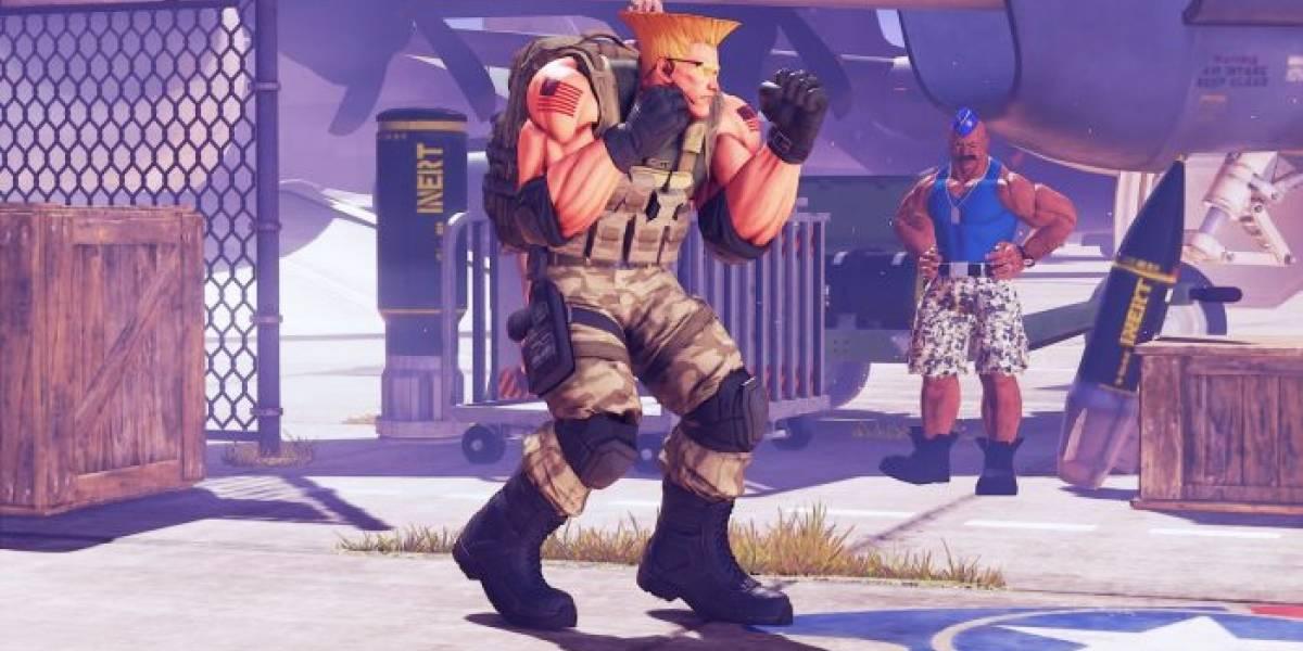 Anuncian nuevos atuendos y escenarios para Street Fighter V