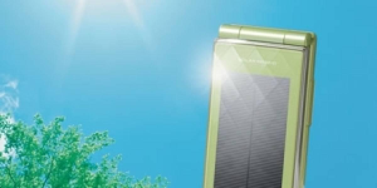 SH-08A: El celular solar y resistente al agua de NTT DoCoMo