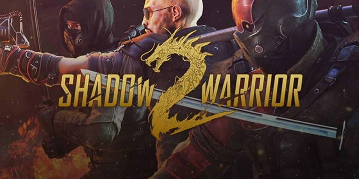 Shadow Warrior 2 llegará a consolas la próxima semana