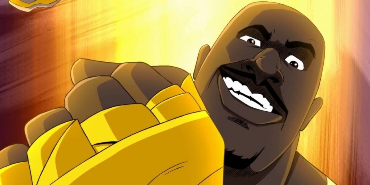 Shaq Fu será gratuito para los dueños de NBA Playgrounds en Switch