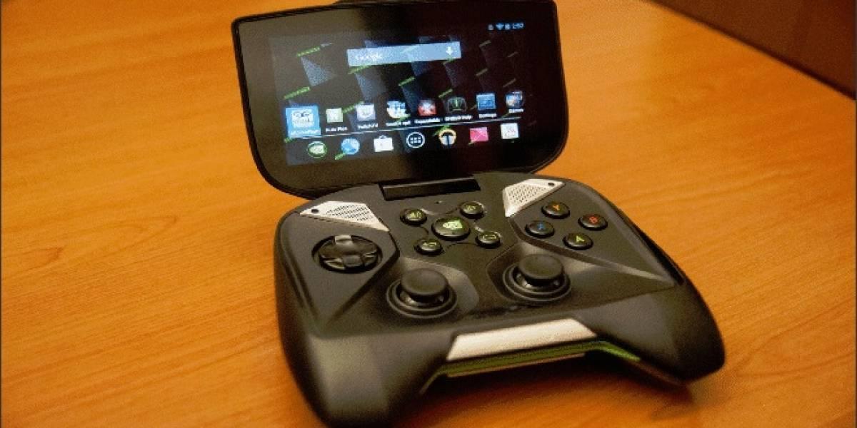 NVIDIA muestra la versión final de su consola SHIELD