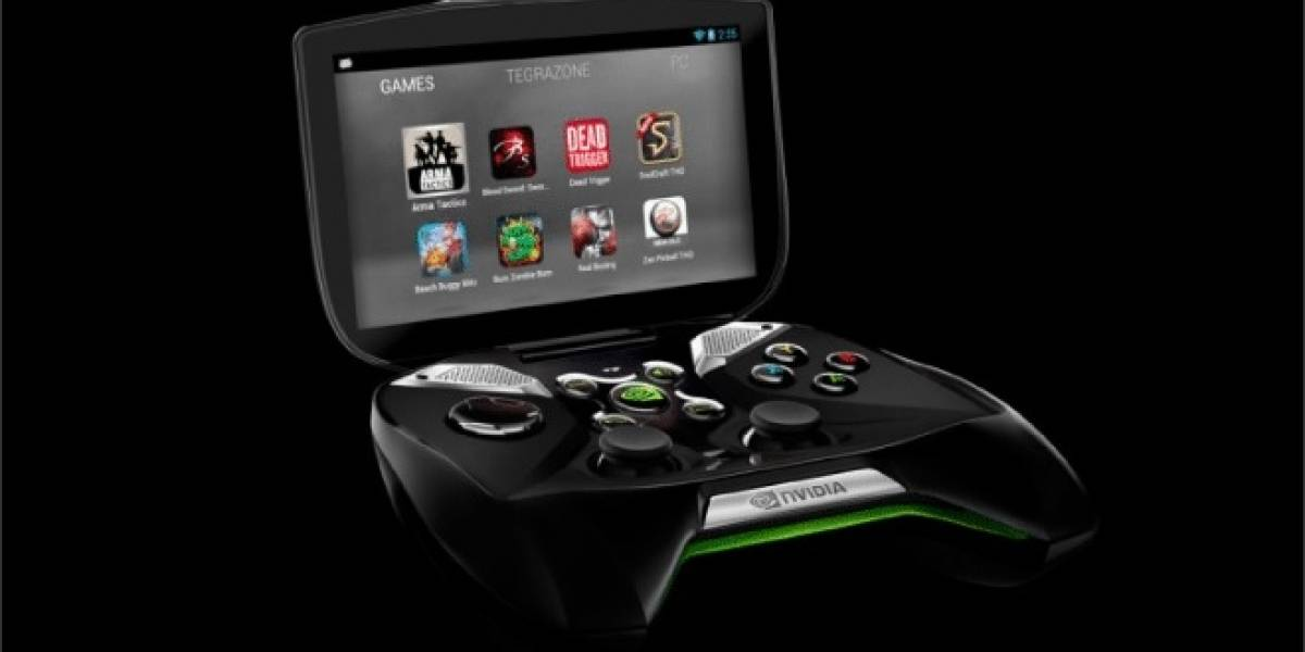 Consola NVIDIA SHIELD hará su aparición entre julio a septiembre 2013