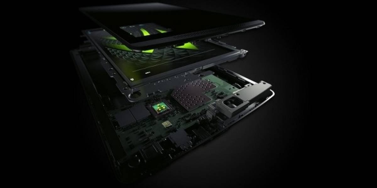 Consola NVIDIA SHIELD 2 será un 2-en-1 Gamer