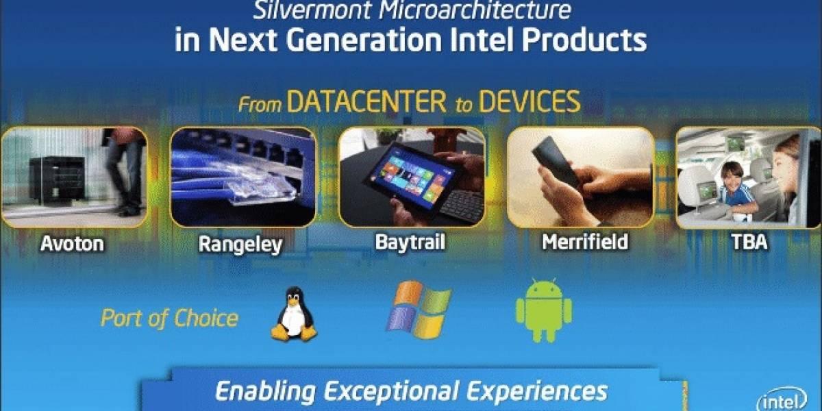 "Primeros benchmarks del futuro SoC Intel Atom ""Baylake"""