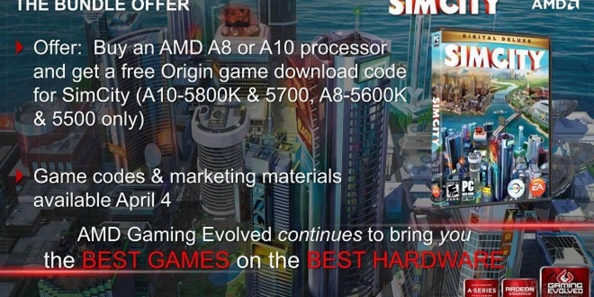 AMD revela algunos detalles de sus APU 2013