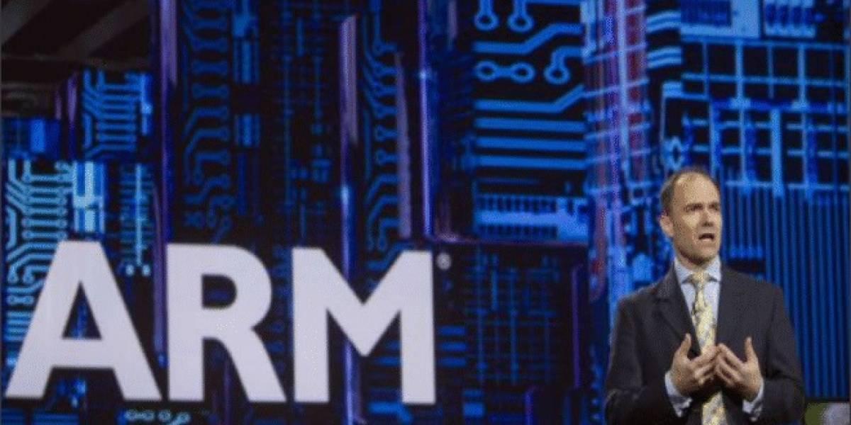 Simon Segars será el nuevo CEO de ARM desde julio 2013