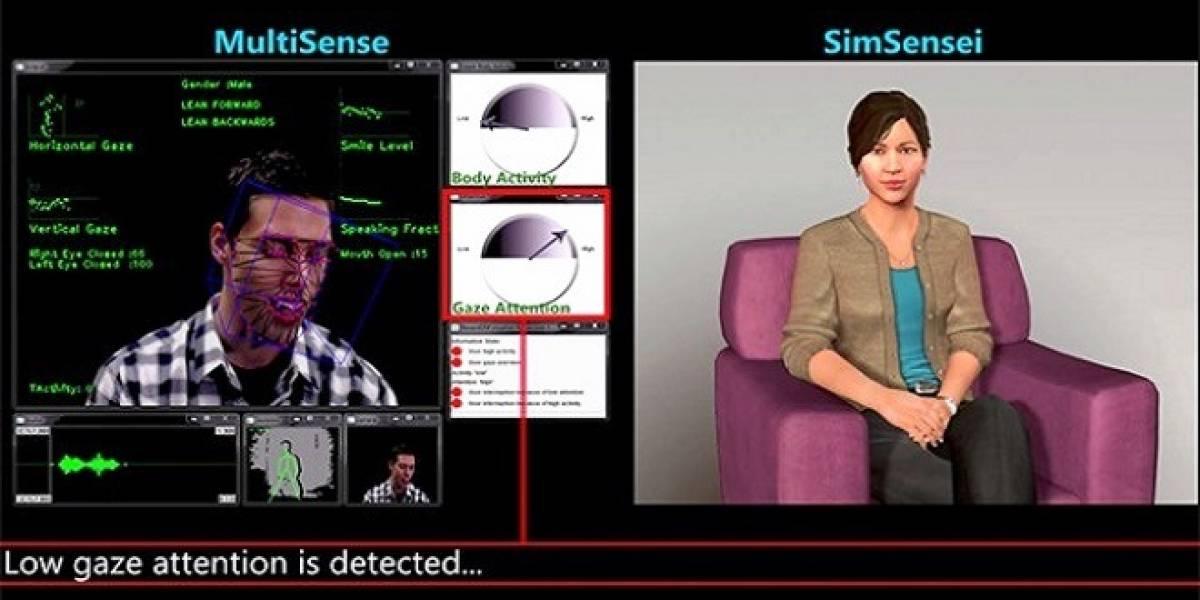 Sistema basado en el Kinect, diagnosticaría la depresión con una precisión de 90 por ciento