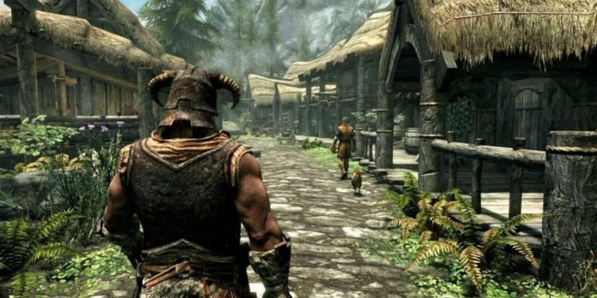 Skyrim: Special Edition se puede jugar gratis durante este fin de semana