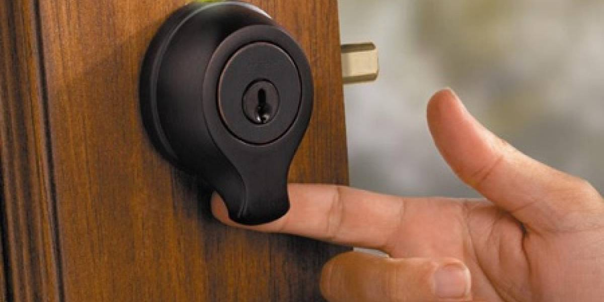 SmartScan: Abriendo la puerta con tu huella digital