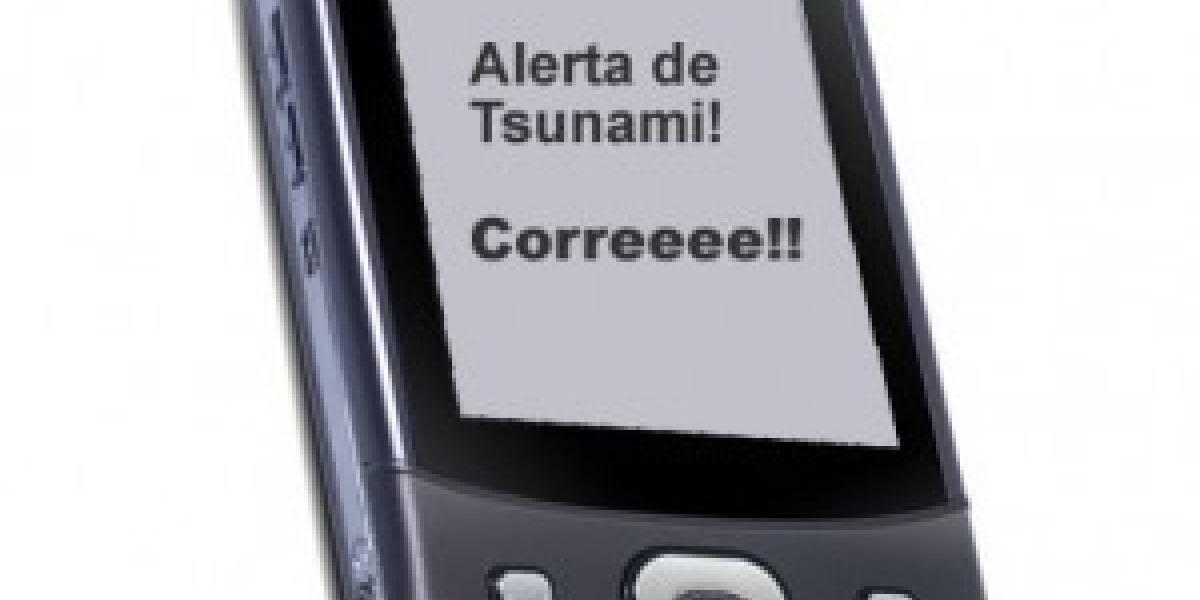 Chile: Gobierno prepara sistema de alerta de emergencia a través de móviles