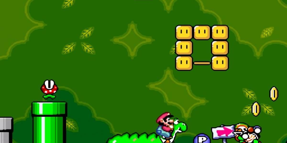 Así entrenan los speedrunners: Esta es la ROM de práctica de Super Mario World