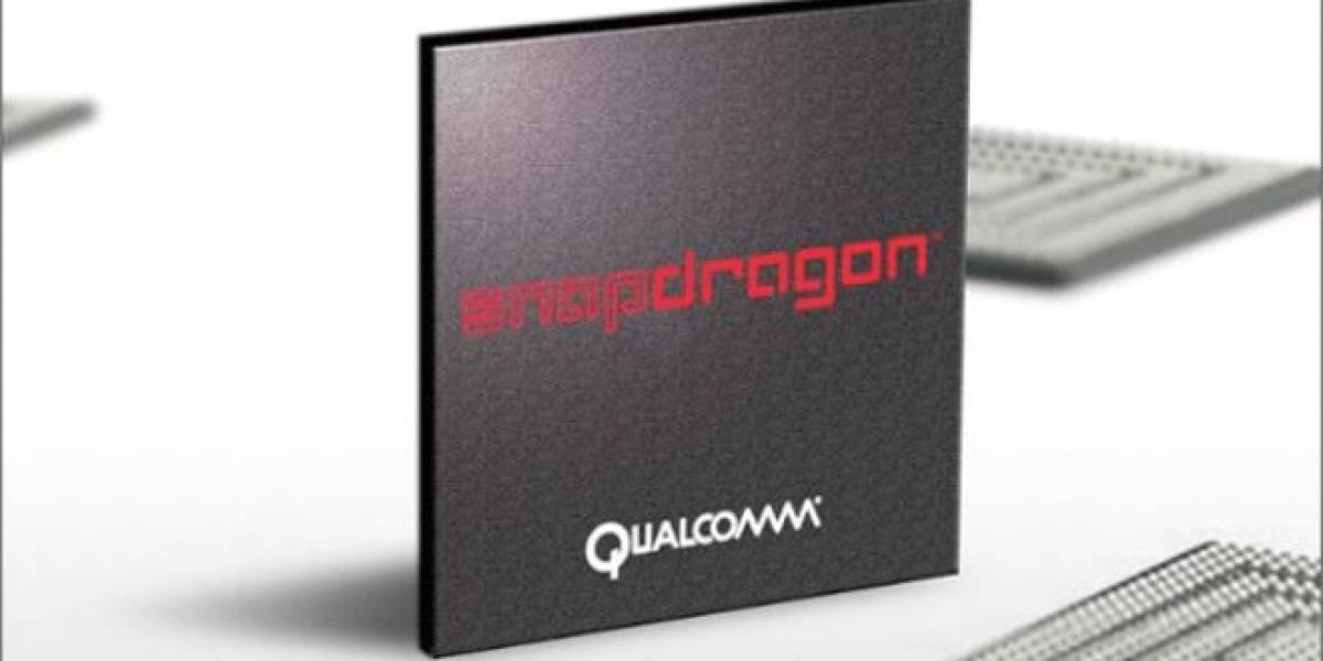 SoCs Snapdragon cuádruple núcleo de Qualcomm se postergan hasta el 2013