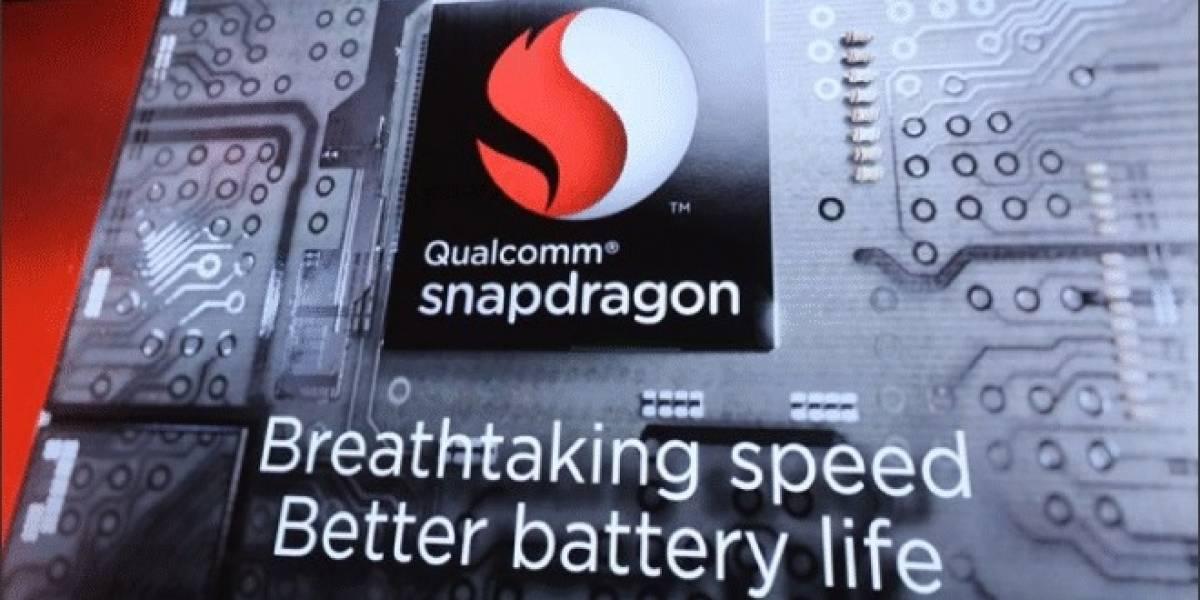 Qualcomm realiza demostración de cómputo acelerado por GPU en su SoC Snapdragon 800