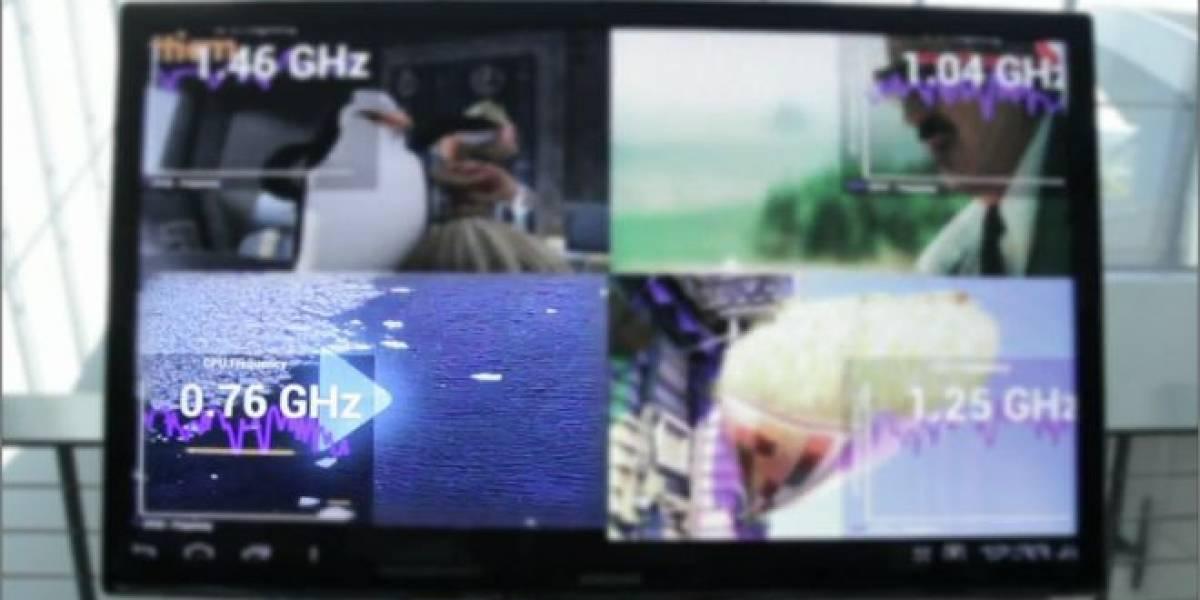 MWC12: Presentan tablet Qualcomm con Snapdragon S4 Pro de 4 núcleos