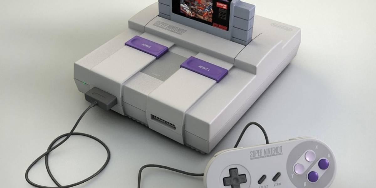 Nintendo lanzaría una SNES Mini este año