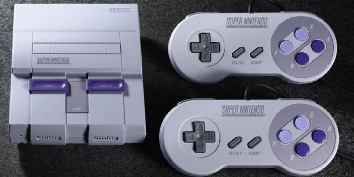 El SNES Mini tiene exactamente el mismo hardware que el NES Mini