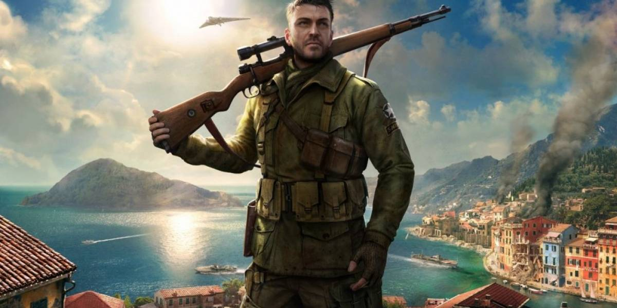 Deals with Gold: Descuentos en Sniper Elite 4, Forza 6, Axiom Verge y más