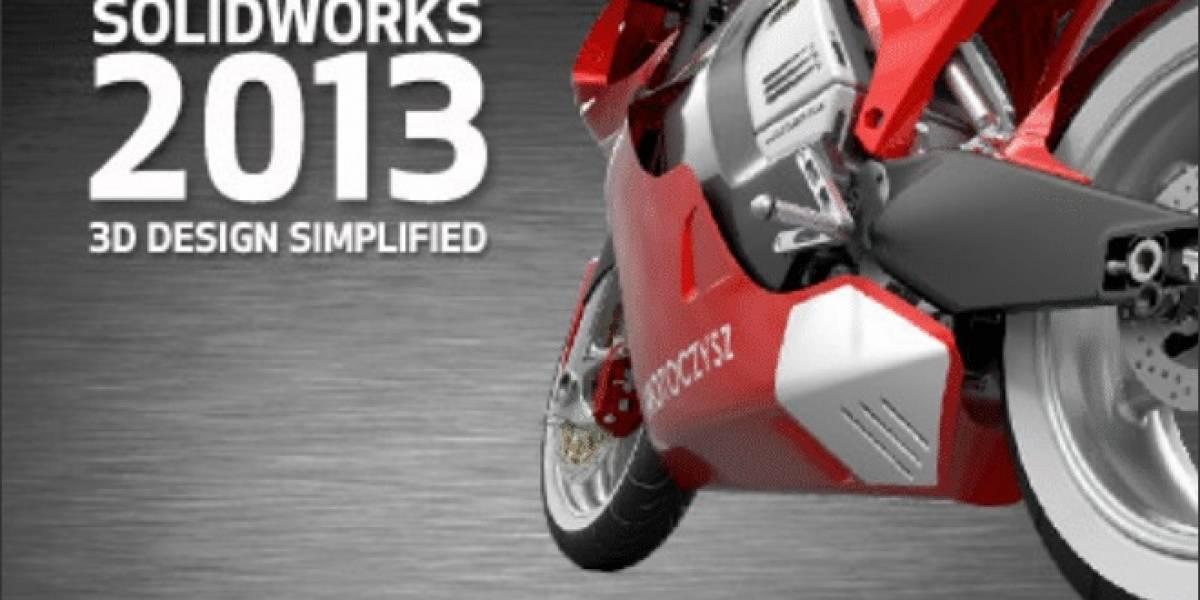NVIDIA Quadro K5000 vs AMD FirePro W7000 en SolidWorks 2013