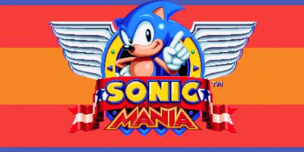 Sonic Mania tendrá niveles especiales adicionales