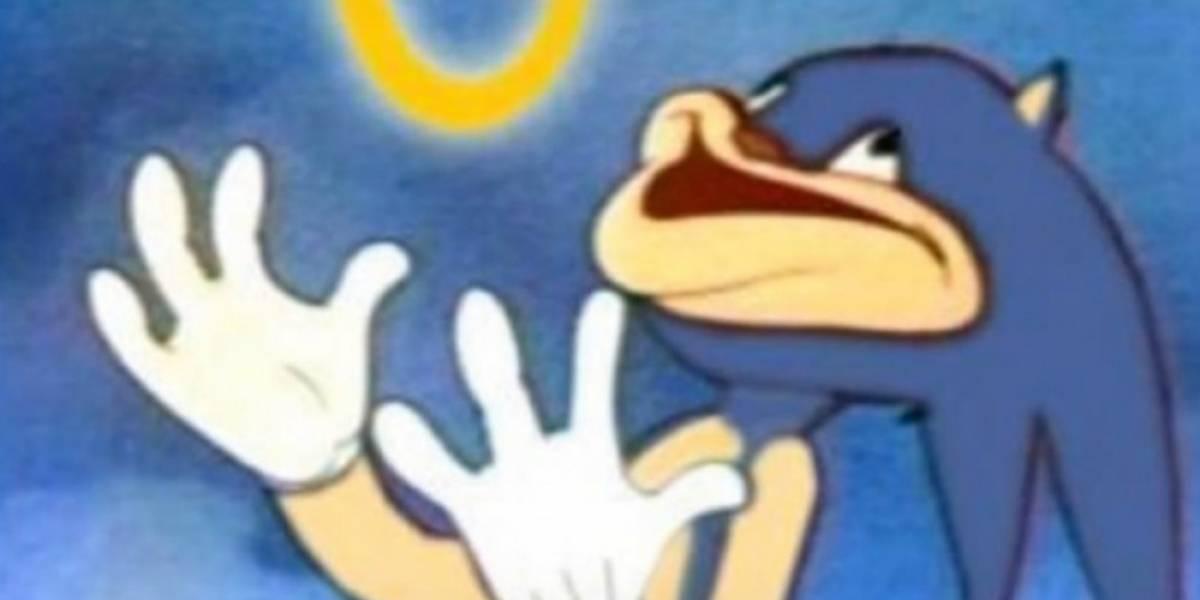 Así era el cancelado Sonic The Hedgehog Extreme