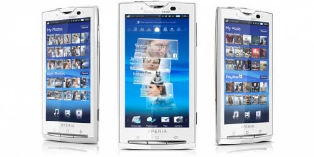 Sony ericsson cambia de nombre su interfaz por presiones de Google