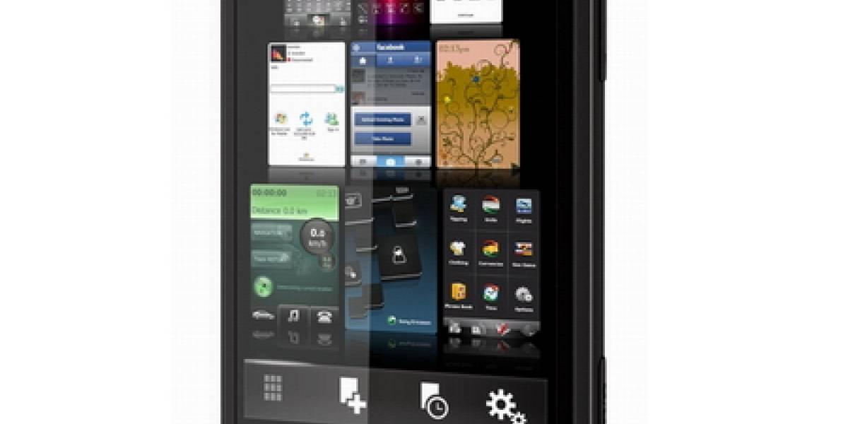 Finalmente disponible el Sony Ericsson XPERIA X2