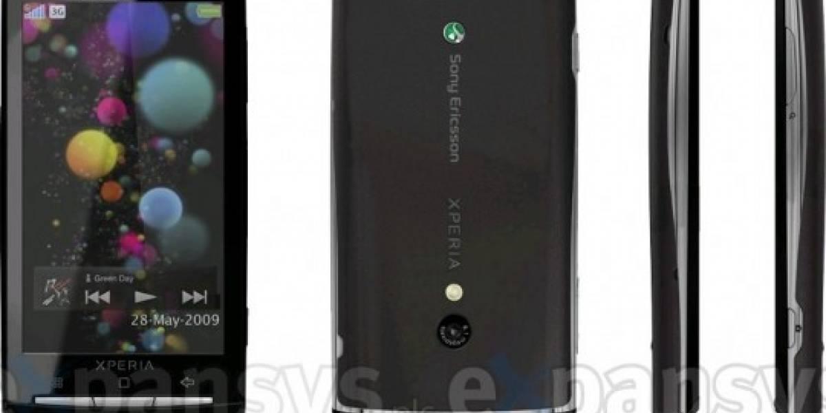 Especificaciones del Sony Ericsson Xperia X3