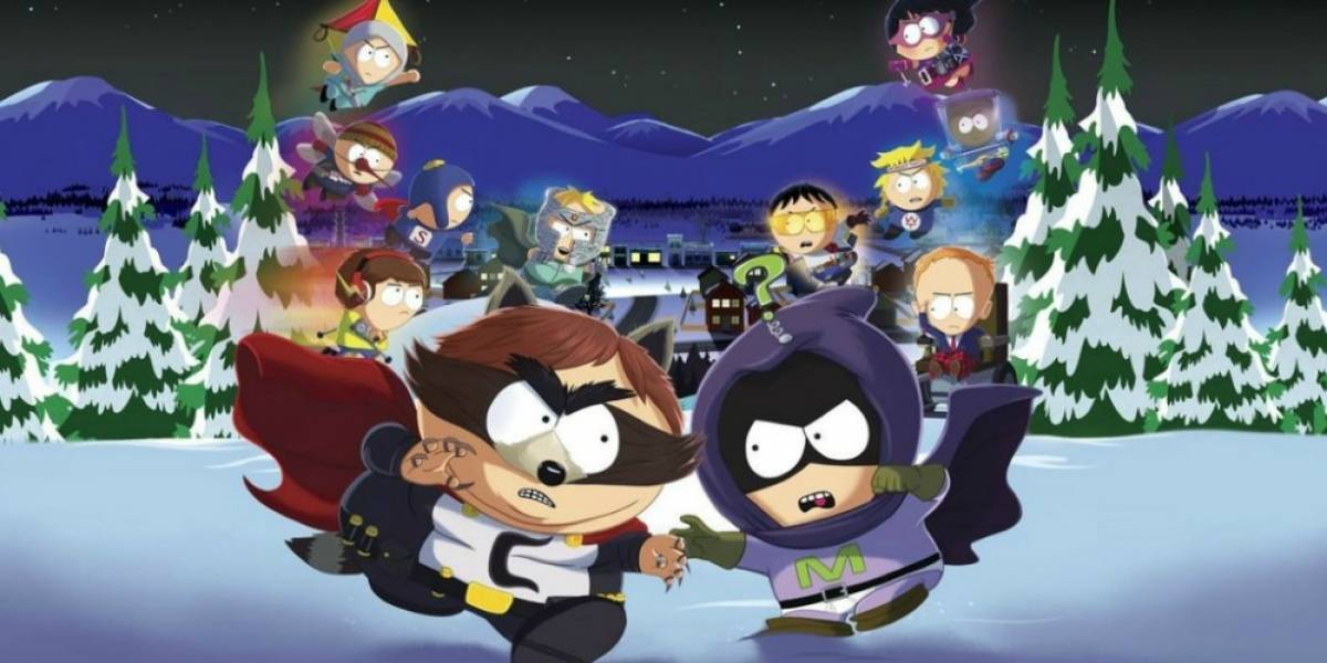 South Park: The Fractured But Whole [NB Labs]