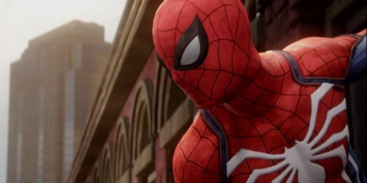 Spider-Man, God of War y otros exclusivos llegarán en la primera mitad de 2018
