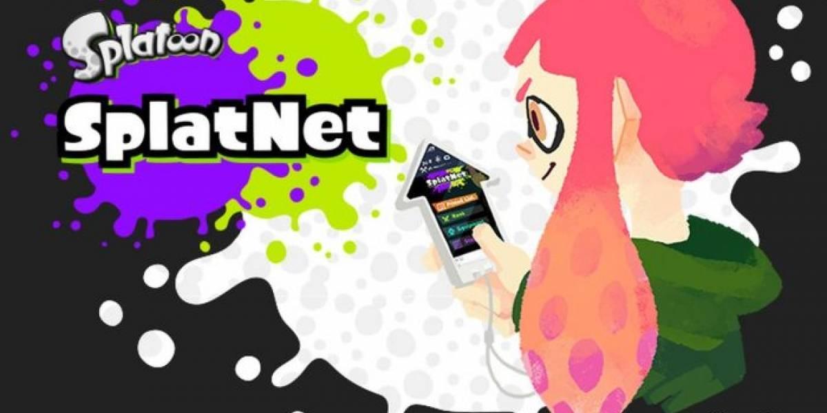 Nintendo anuncia el cierre de SplatNet para Wii U