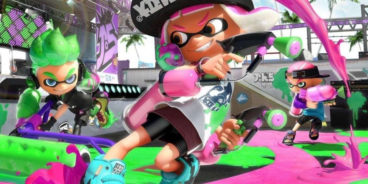Esta semana habrá un Nintendo Direct enfocado en Splatoon 2
