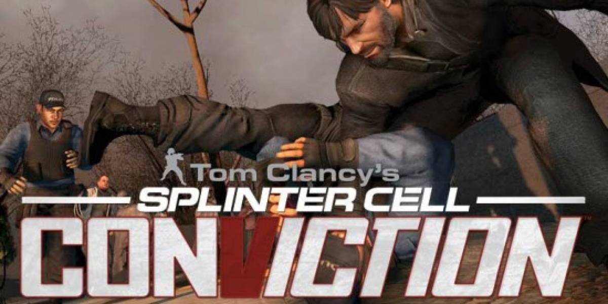 Demo de Splinter Cell: Conviction esta semana