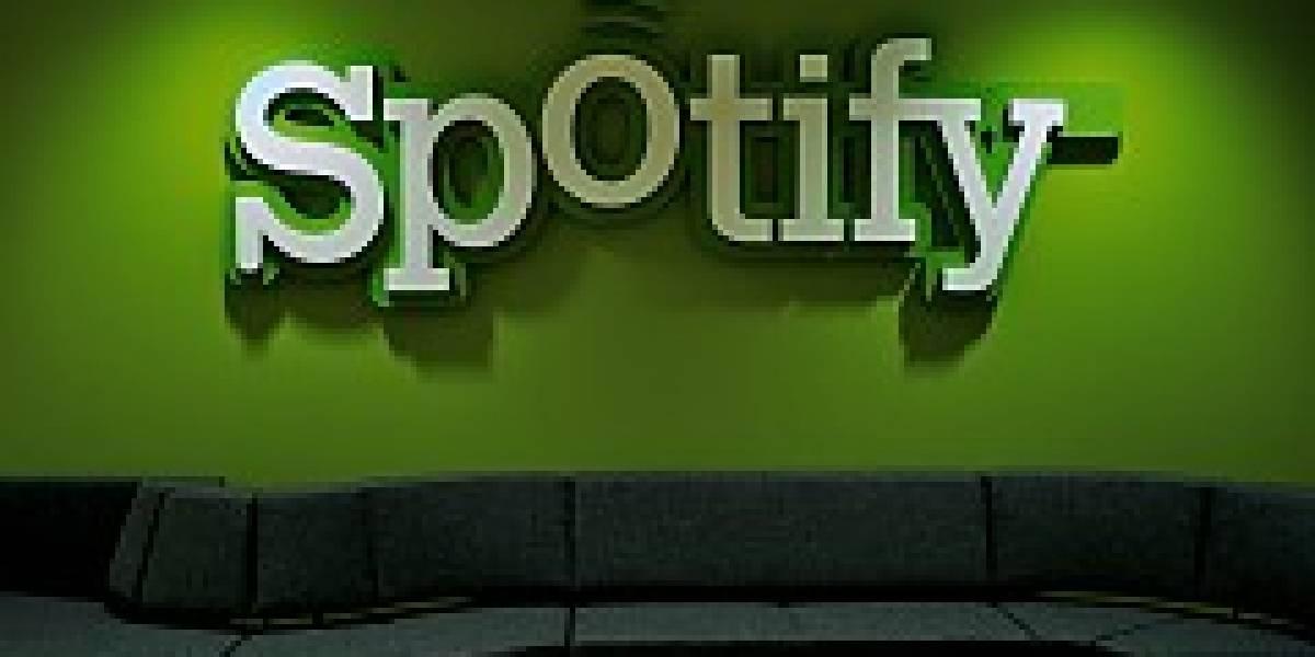 Futurología: Spotify para BlackBerry en el 2010