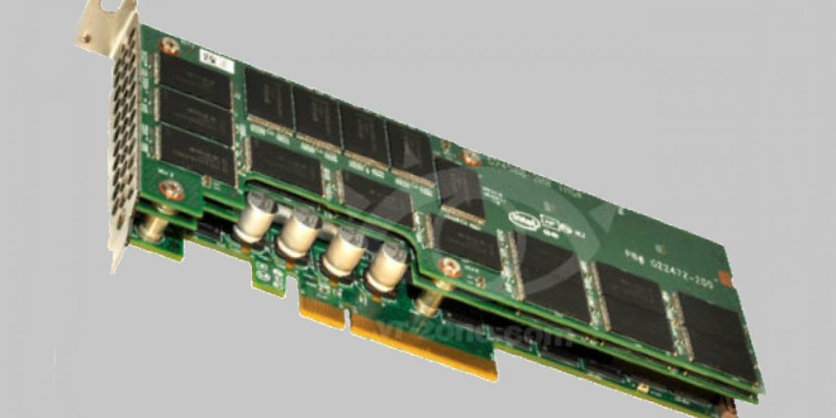 Intel estaría preparando un SSD vía PCI-Express