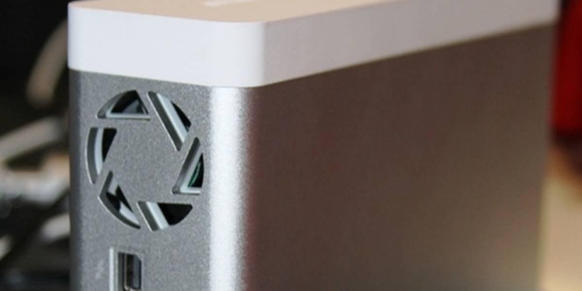 El DriveStation Mini Thunderbolt de Buffalo son dos memorias SSD en una sola caja