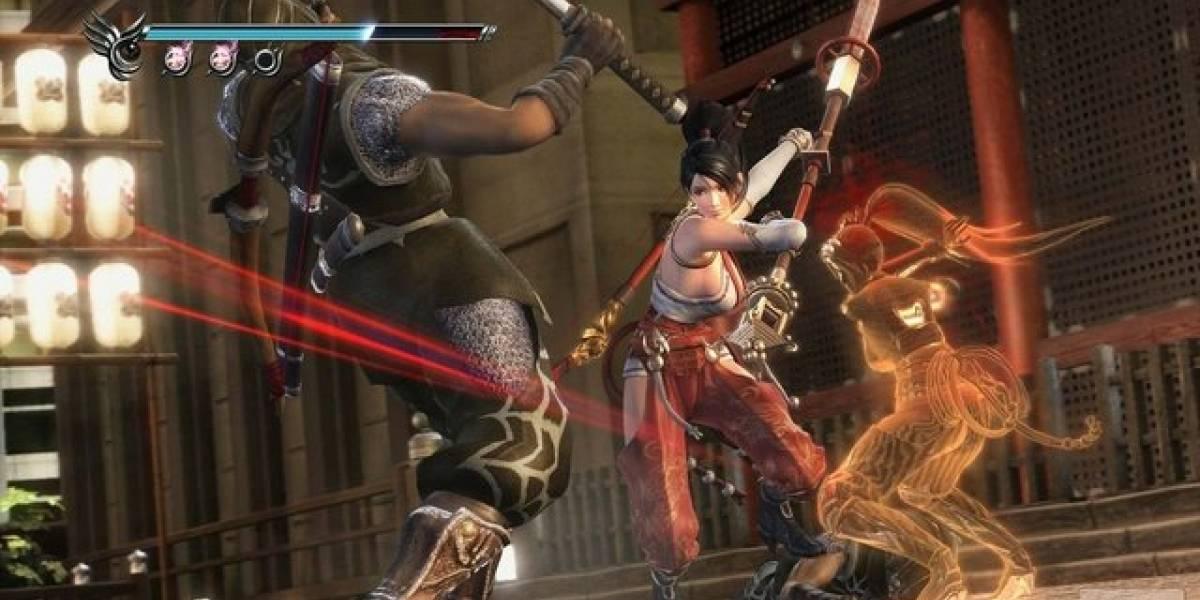 Ninja Gaiden Sigma 2 es mucho menos violento según su director