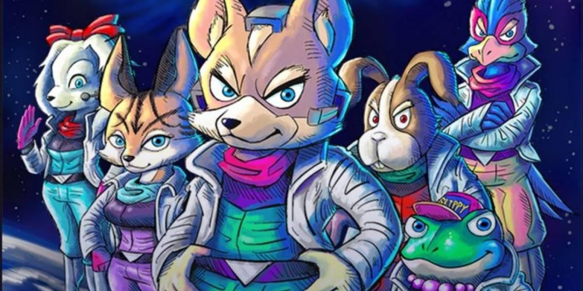 Nintendo publica el manual digital de Star Fox 2