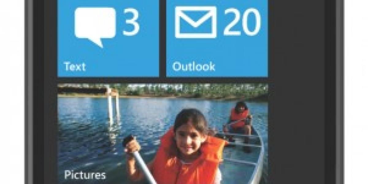 No se podrá copiar y pegar en Windows Phone 7 Series