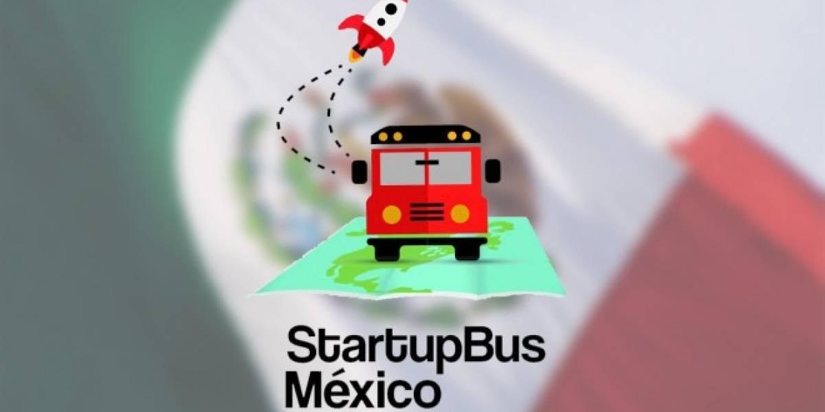 StartupBus México 2015: la competencia más divertida de startups