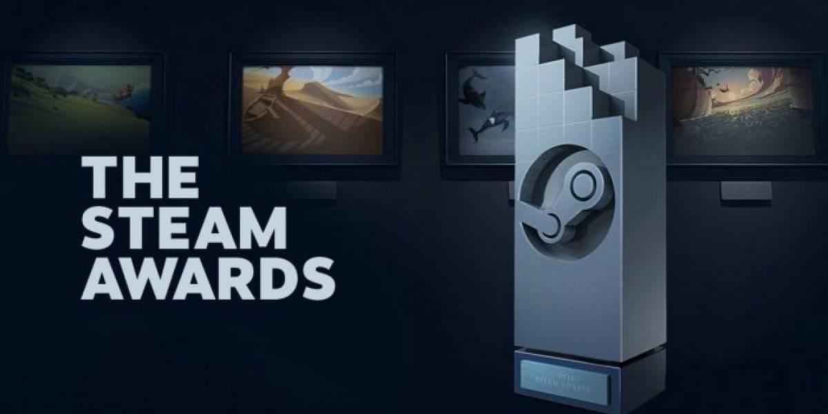 Valve revela los títulos nominados a los Premios Steam