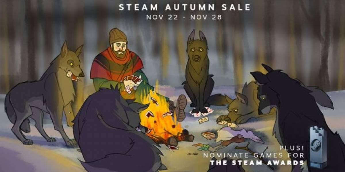 Arracan las Rebajas de Otoño en Steam