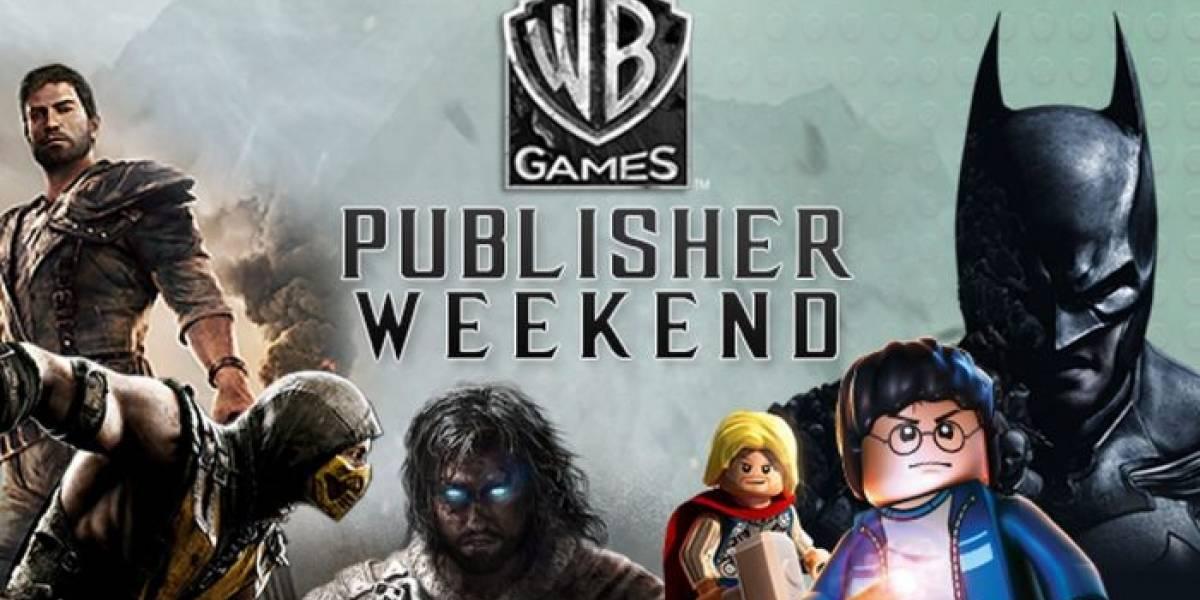 WB Games tiene Venta Especial en Steam