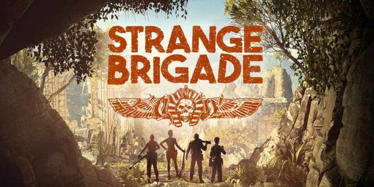 Strange Brigade es el nuevo shooter de los creadores de Sniper Elite